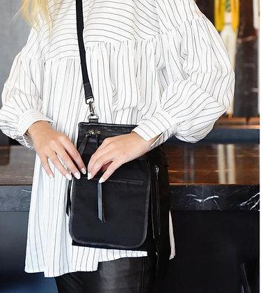 M A Dainty Black Bag