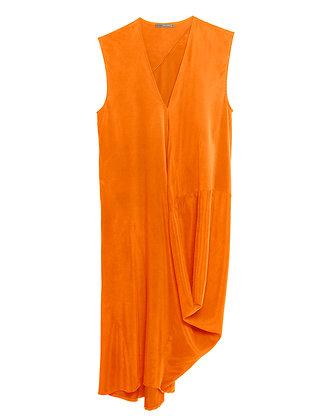 Lounge the Label Cinnabar Dress - Orange