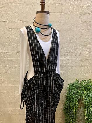 Alembika Grid Dress