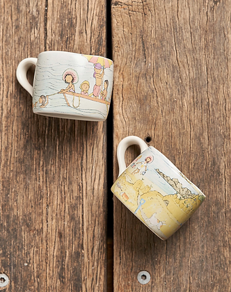 Robert Gordon x Alison Lester Children's Mug