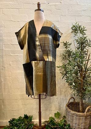 Alembika gold dress