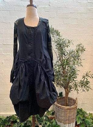 Rundholz Gathered Dress