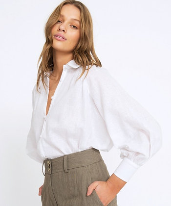 Morrison Julietta Shirt - White