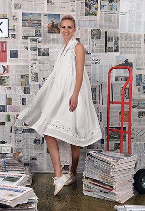 M A Dainty Tribune Dress