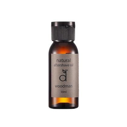 Dindi Naturals Woodman Aftershave Oil 50ml