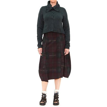Rundholz Black Label Check Skirt
