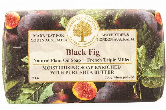 Wavertree & London Soap - Black Fig