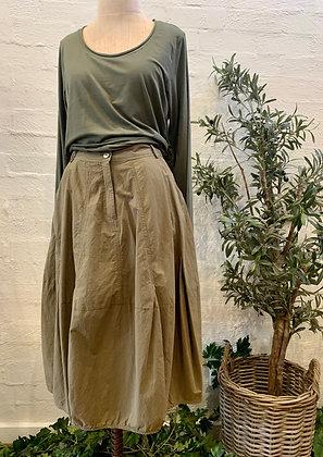 Morgan Marks Khaki Skirt