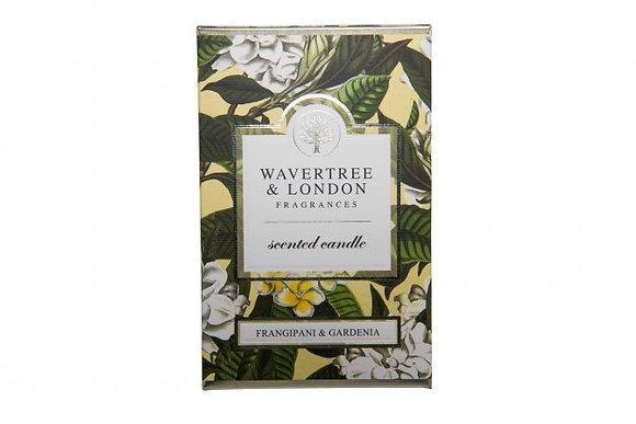 Wavertree & London Candle - Frangipani & Gardenia