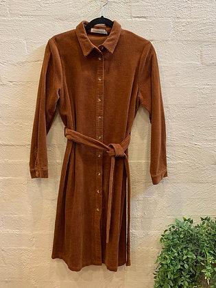 Brave & True Aspen Cord Dress