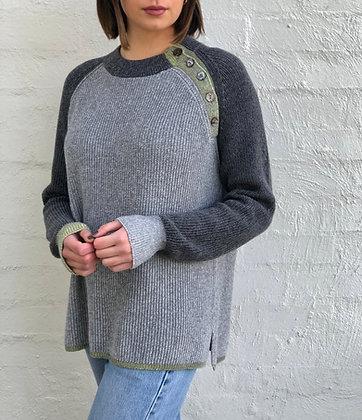 Zaket & Plover Plaited Knit