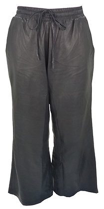 M A Dainty 'Licence' Leather Pants
