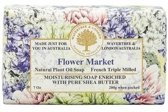 Wavertree & London Soap - Flower Market