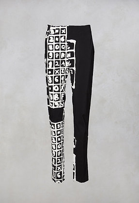 Rundholz Black Label Pencil High Wasted Trousers