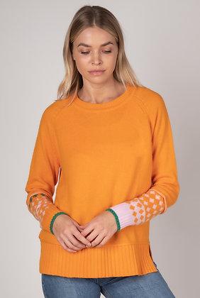 Zaket & Plover Icelandic Cuff Knit