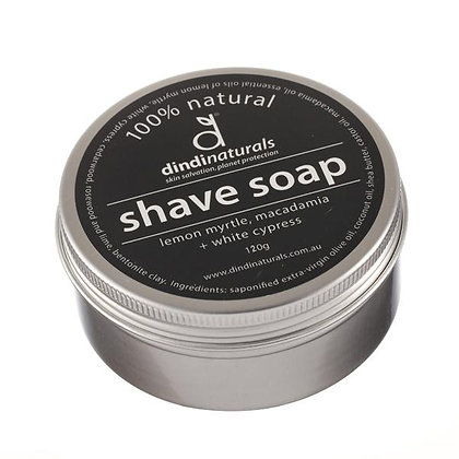 Dindi Shave Soap (tinned)