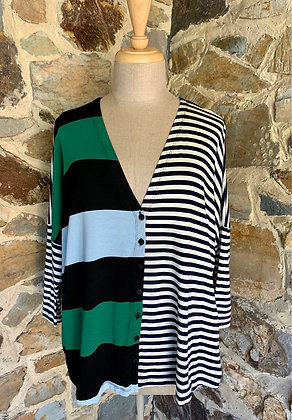 Alembika Stripe Jacket