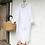 Thumbnail: Meg By Design Tuxedo Shirt Dress - Short