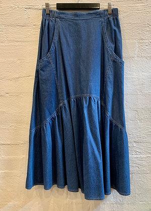 Alembika Denim Skirt