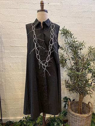 MA Dainty Black dress/top/vest