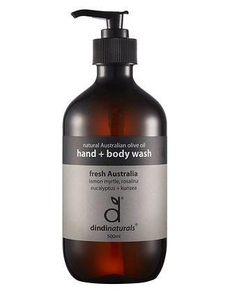 Dindi Hand + Body Wash Fresh Australia