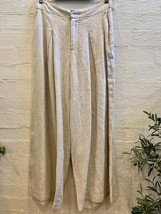M A Dainty Linen Pants