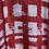 Thumbnail: Banana Blue Red Check Sleeveless Top