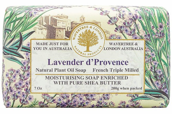 Wavertree & London Soap - Lavender d'Provence