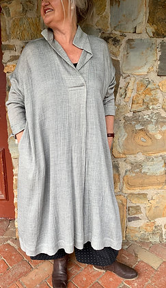 Moyuru Silver Dress