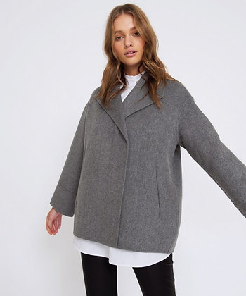 Morrison Zander Grey Marle Jacket