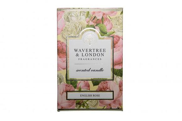 Wavertree & London Candle - English Rose