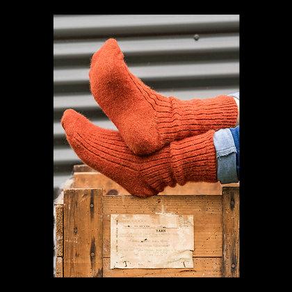 Humphrey Law Alpaca Socks