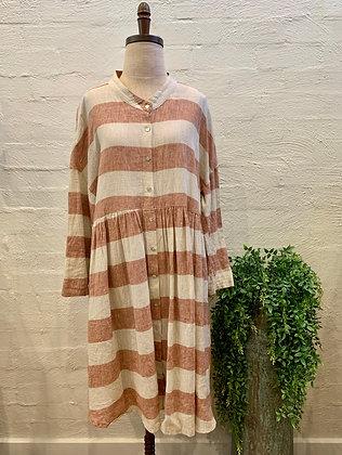 Brave & True Stripe Dress