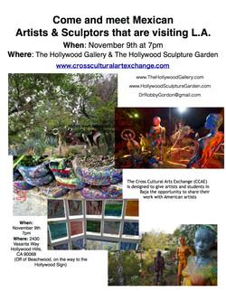 Cultural Exchange November 9