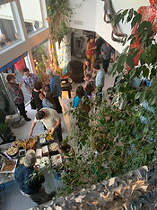 HSG Gallery View From Top Main Room Atri