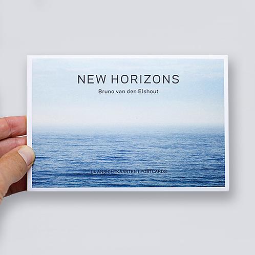Ansichtkaartenset NEW HORIZONS