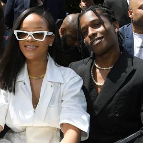 Rihanna x ASAP Rocky