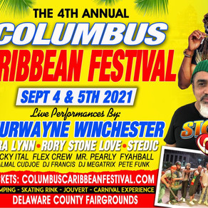 Celebrate Caribbean Culture and Heritage at the 4TH Annual Columbus Caribbean Festival