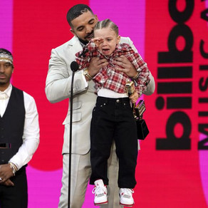 Drake honored with Artist of the Decade Award during May BBMAs Ceremony