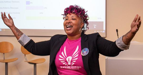 Meet Black Girl Ventures founder