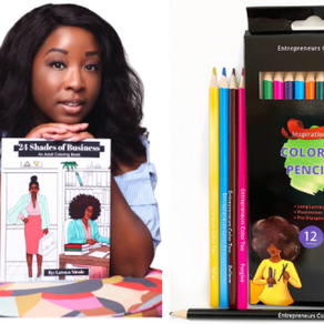 Black Woman HBCU Graduate Launches Coloring Pencils that Appeal to BIPOC
