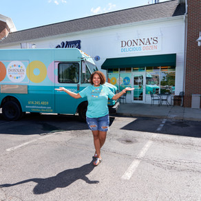 Food and Wine Festival: Meet the Entrepreneur Behind Donna's Delicious Dozen