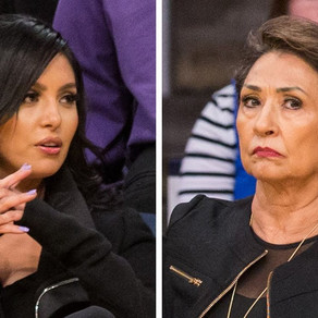 Vanessa Bryant Responds to Her Mom's Embarrassing Lawsuit
