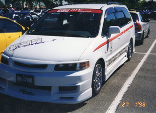 Retrospect: Rev Competition Honda Odyssey 2000