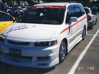 Retrospect: Rev Competition Honda Odyssey 2000