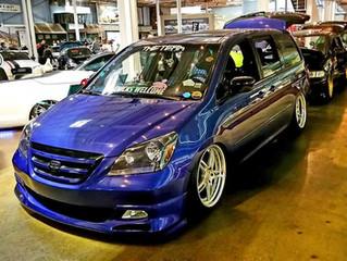 Elite Tuner show: Felix's Honda Odyssey