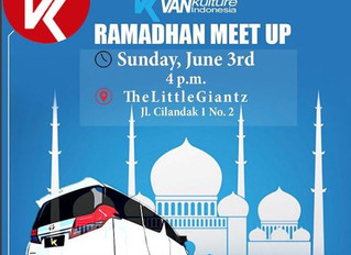 Ramadhan Meet up 2018