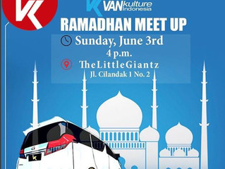 Ramadhan Meet up 2018