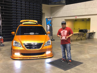Tuner Evo award winner!
