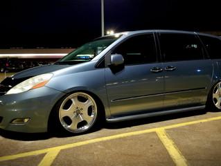 Spotlight: Ken's 2nd gen Toyota Sienna